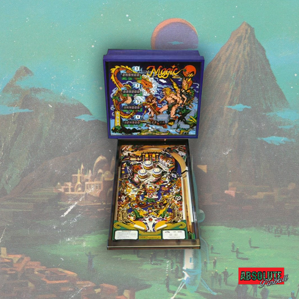 1979 Stern Magic Pinball