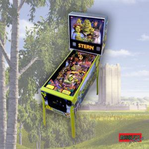 2009 Stern Shrek Pinball