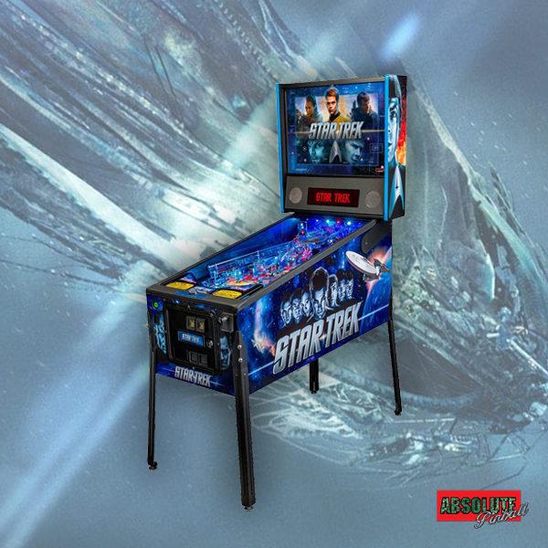 2013 Stern Star Trek Pro Pinball