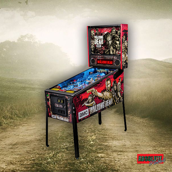2014 Stern The Walking Dead Pro Pinball