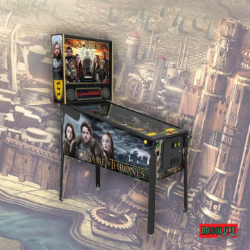 2015 Stern Game Of Thrones Pro Pinball