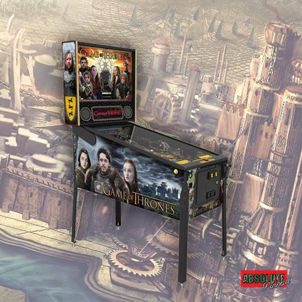 2015 Stern Game Of Thrones Pro Pinball