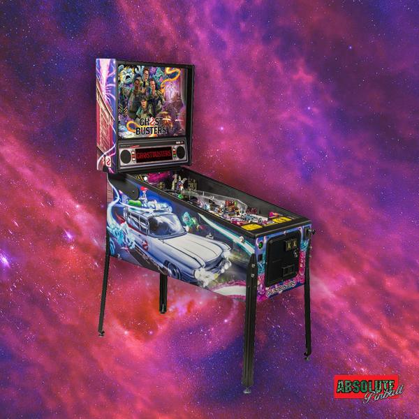 2016 Stern Ghostbusters Pro Pinball