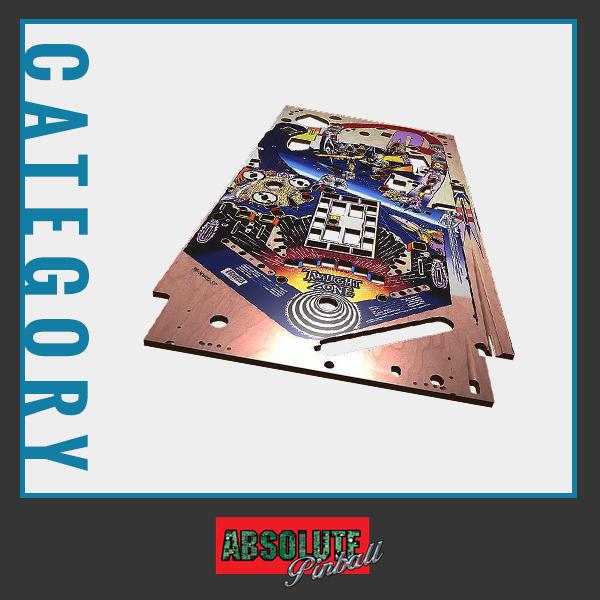 Pinball & Arcade Parts