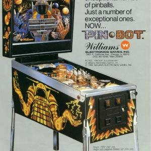 Absolute Pinball & Amusements   Canada's Pinball Restoration