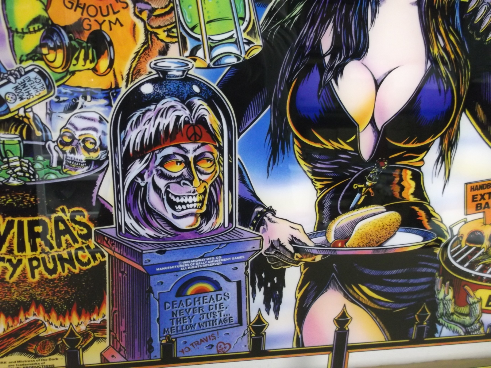 elvira and the party monsters 1989 bally backglass budget wire schematics for car wire schematics for car wire schematics for car wire schematics for car